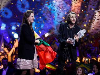 Eurowizja 2017: Zwyciężył Portuglaczyk Salvador Sobral
