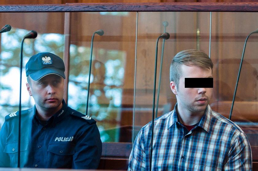 Proces Pawła R., który podłożył bombę we wrocławskim autobusie