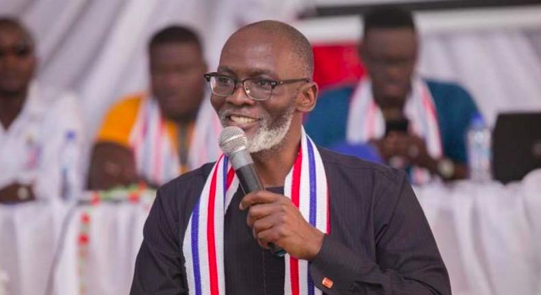 NPP stalwart, Gabby Asare Otchere-Darko