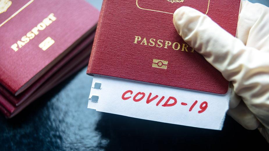 Wprowadzenie paszportów szczepionkowych oznaczałoby dyskryminację tych, którzy nie mogli się zaszczepić