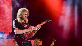 Glenn Tipton, gitarzysta Judas Priest, rezygnuje z koncertów