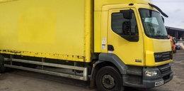 Z pozoru zwykła ciężarówka. Jej wnętrze powala na kolana