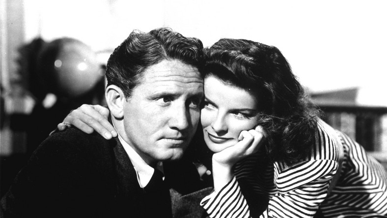 Spencer Tracy i Katharine Hepburn