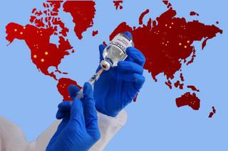 Pełczyńska-Nałęcz: Pandemia jest trochę jak wojna, więc szczepionki są niczym broń [WYWIAD]