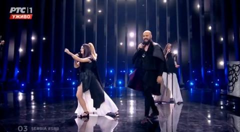 Kladionice ipak izneverile: Balkanika PROŠLA U FINALE Evrovizije, a onda proslavili uz BOŽE PRAVDE! Video