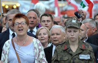 Policja: Prawie 760 tys. zł kosztowała miesięcznica smoleńska i kontrmanifestacja z 10 lipca