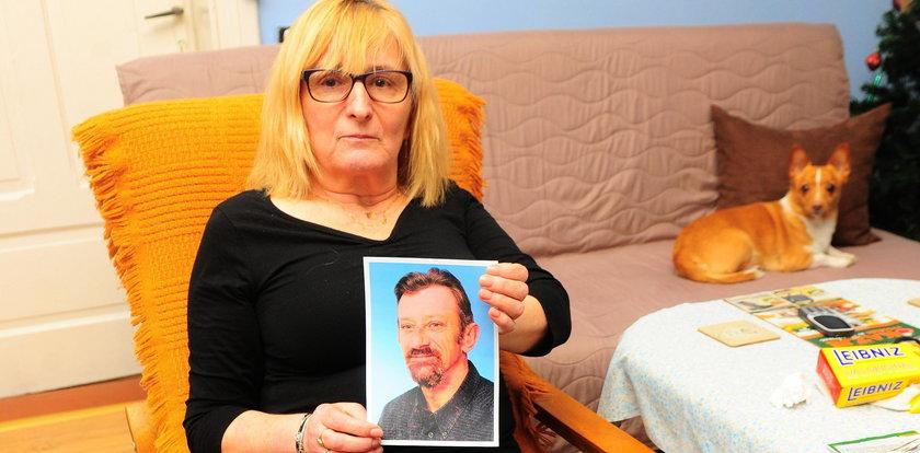 Zrozpaczona wdowa oskarża szpital: Mój mąż zmarł, bo nie zrobili mu badań