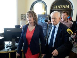 Kornel Morawiecki: Syn sugerował, żebyśmy wzięli udział w głosowaniu. Moje koło ma być wsparciem dla jego ambicji i buforem wsparcia dla władzy