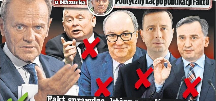 Urodziny Mazurka. Sprawdziliśmy, czy szefowie partii wyciągnęli konsekwencje wobec posłów