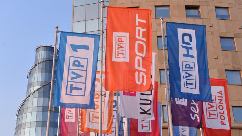 Siedziba Telewizji Polskiej przy ulicy Woronicza w Warszawie