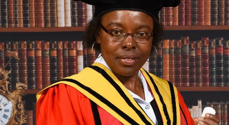 Dr. Margaret Nyakango. (linkedin)
