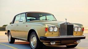 Królewski Klasyk – Rolls-Royce Silver Shadow II