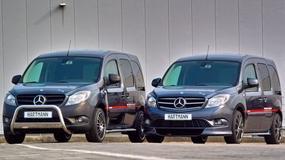 Dwa oblicza Mercedesa Citana