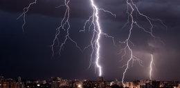 Gwałtowne burze nad Polską, a nawet trąby powietrzne!
