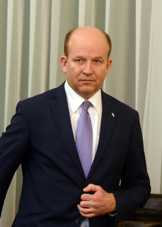 Konstanty Radziwiłł były minister zdrowia