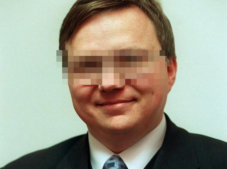 Jarosław O., były wiceminister w rządzie Jerzego Buzka, oskarżany o gwałt na prostytutce