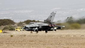 Cypr: brytyjska baza lotnicza zamknięta po incydencie z rakietami