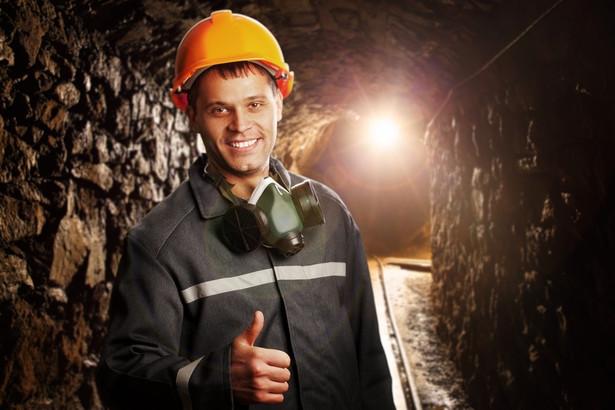 górnik, górnictwo, kopalnia