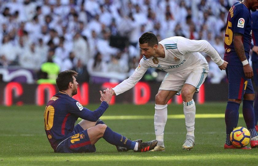 FILE PHOTO: La Liga Santander - Real Madrid vs FC Barcelona