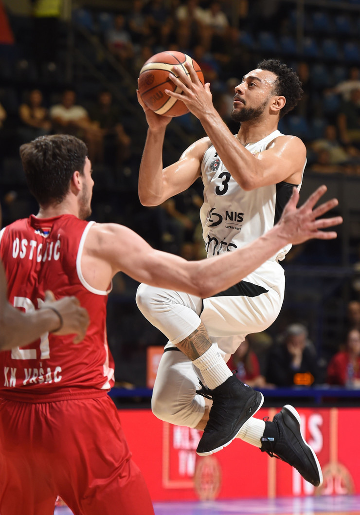 KK Partizan, KK Vršac