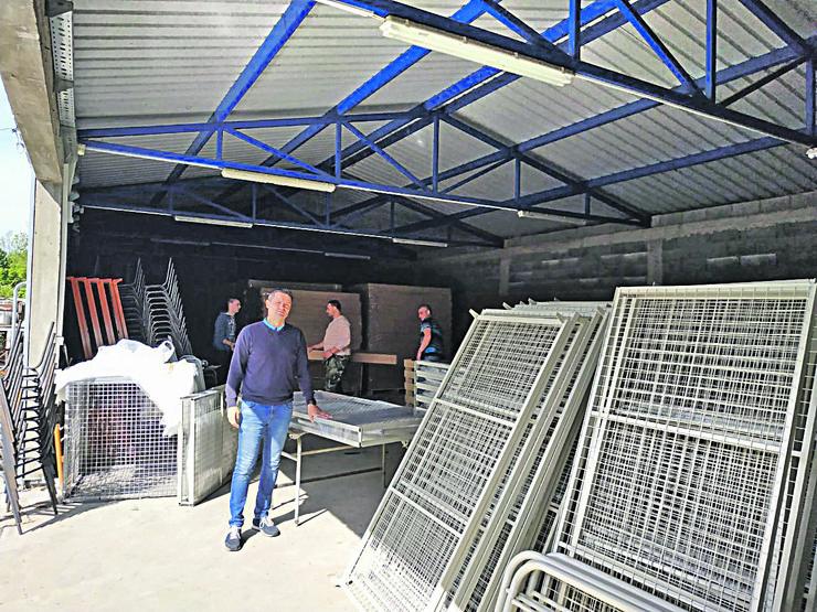 Metalokozmetika proizvodnja u Petnici