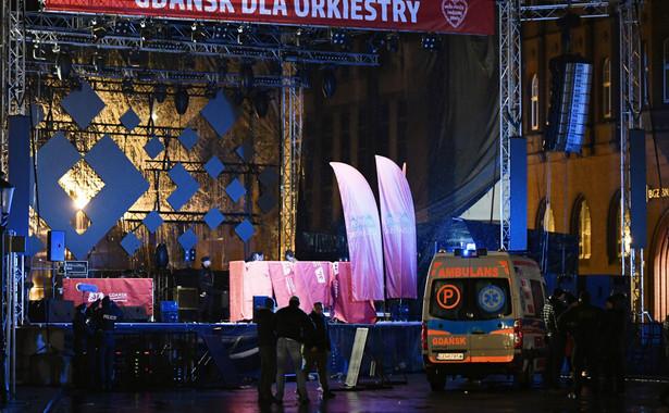 Atak nożownika na prezydenta Gdańska