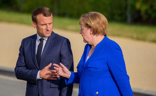Merkel i Macron rozmawiali z Putinem m. in. o szczepionkach i Nawalnym