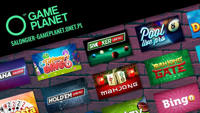 gameplanet Salon Gier GameDesire