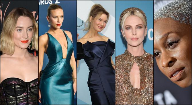 Nominovane glumice za Oskar 2020