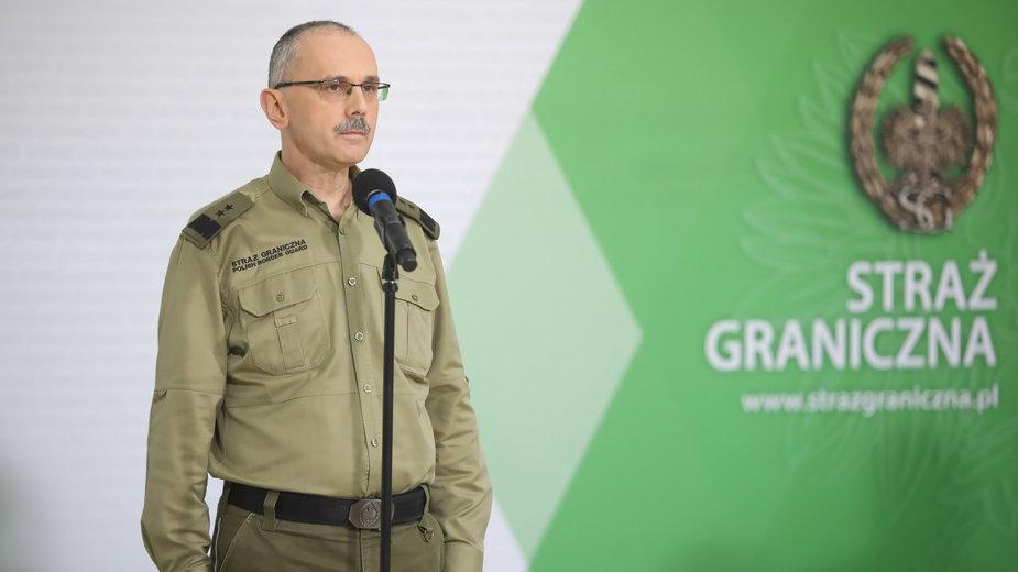 Gen. Tomasz Praga