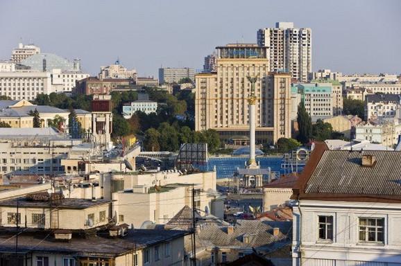 Kijev, Trg nezavisnosti