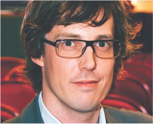 Christopher Billich, analityk japońskiej firmy Infinita