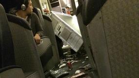 Turbulencje powodem awaryjnego lądowania samolotu American Airlines - 14 osób rannych