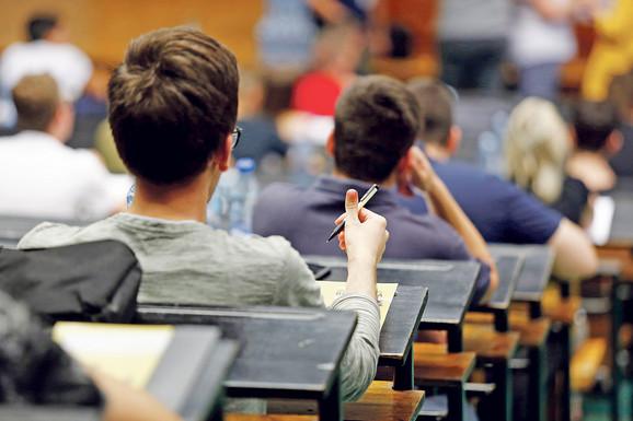 Upis na željeni fakulteta je tek jedna briga manje
