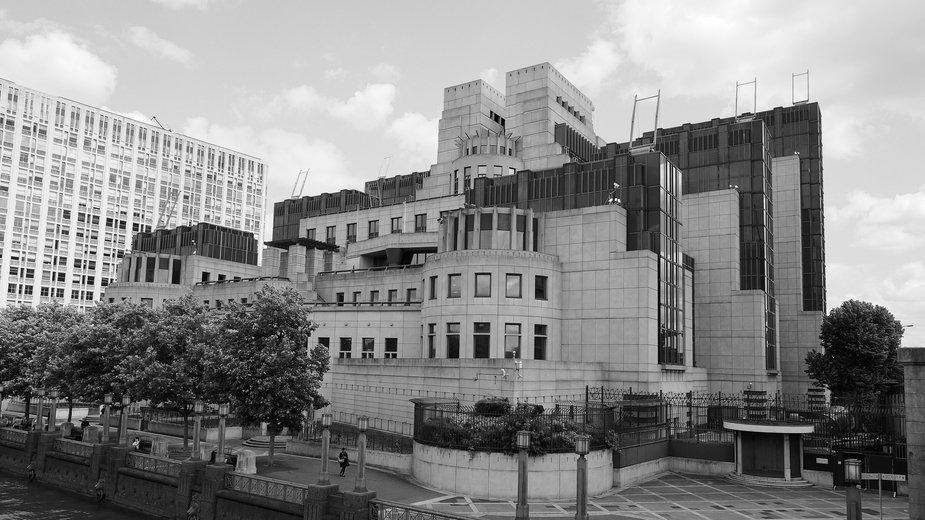 Siedziba MI6 w Londynie