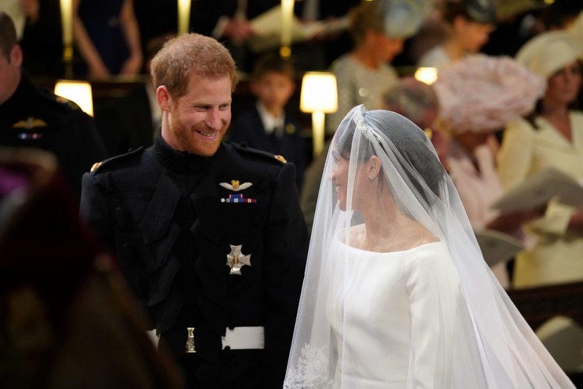 Ślub księcia Harry'ego