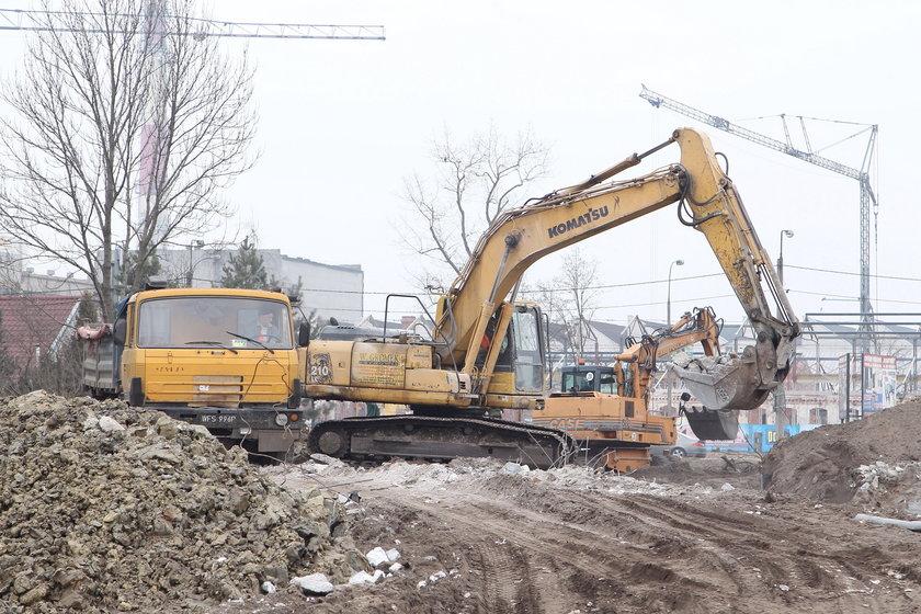 Plan remontów w stolicy