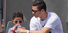 Ronaldo wybrał zawód dla syna