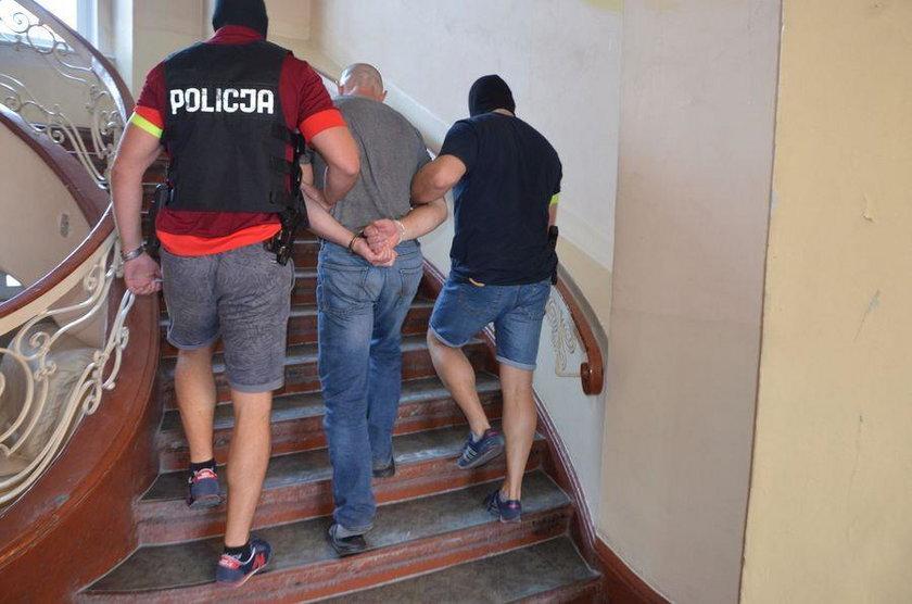 Atak na synagogę w Gdańsku. 27-latek usłyszał zarzuty