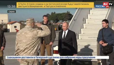 Rusi su rekli da se povlače kao pobednici, ali ispod sjajne površine, Putin je imao TRI RAZLOGA da što pre pobegne iz Sirije