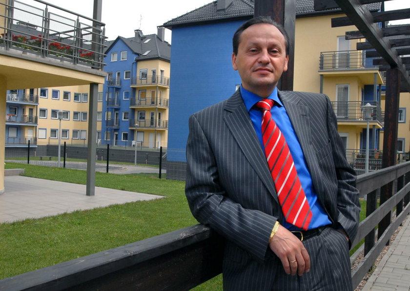 9. Zbigniew Juroszek - razem z synem 3,5 miliarda
