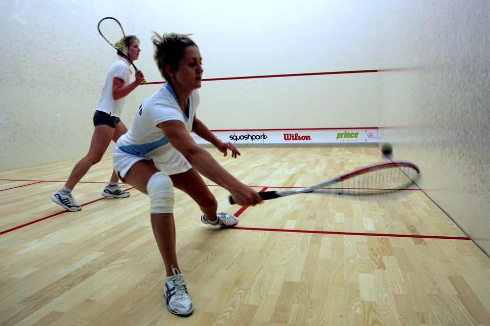 SQUASH EUROPEAN NATIONS CHALLENGE CUP