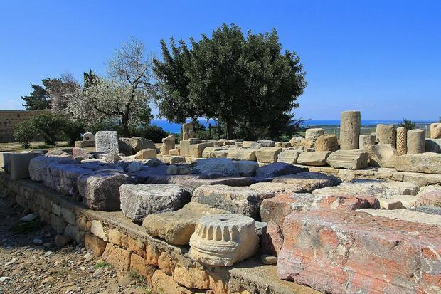 Sanktuarium Afrodyty w Palaepafos, Cypr