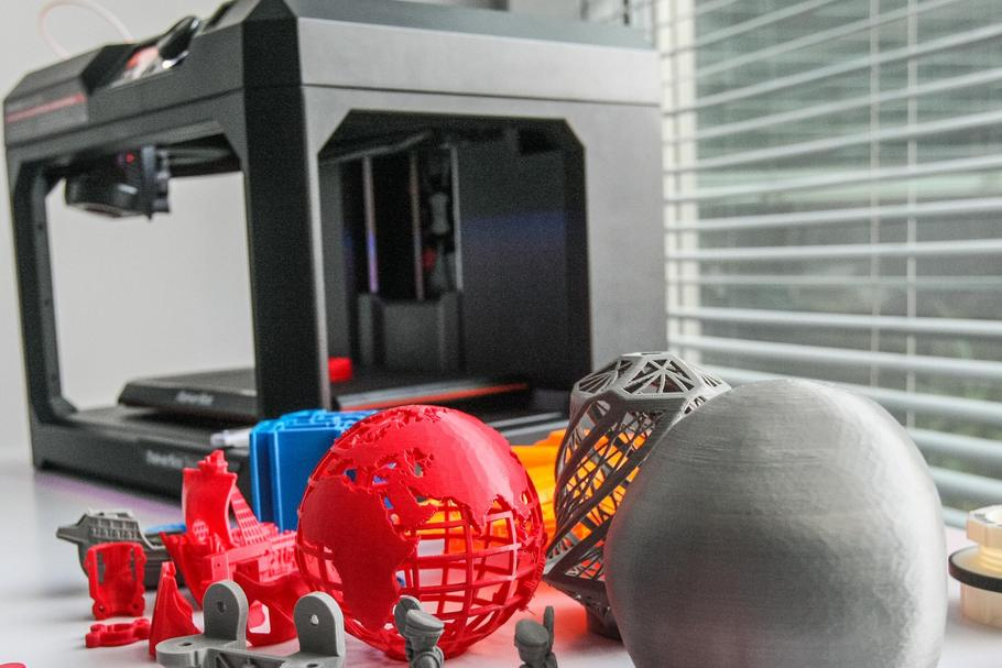 3D printing days in Gdynia, Poland