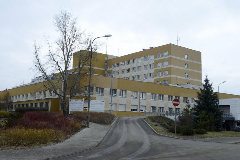Szpital przy Kamieńskiego