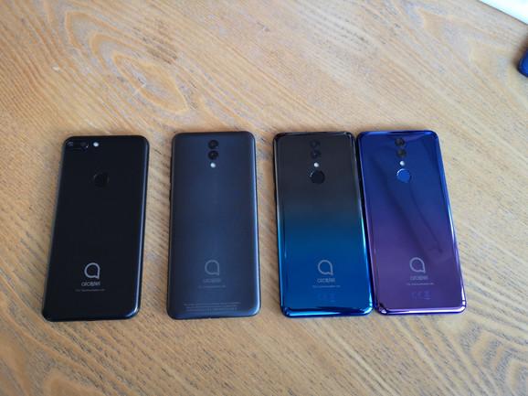 Novi Alcatel uređaji su u prodaji od drugog kvartala 2019.