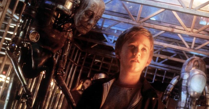 """Scena z filmu """"A.I. Sztuczna inteligencja"""""""