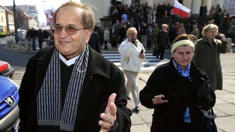 Ojciec Rydzyk twierdzi, że Polacy nie znają traktatu lizbońskiego
