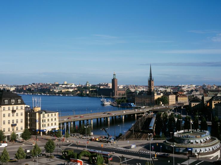 Stokholm, Švedska