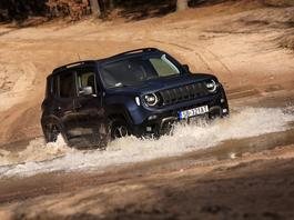 Jeep Renegade 4xe Plug-in Hybrid Trailhawk – mocny w terenie, szybki na asfalcie